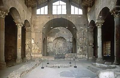 S maria antiqua for Interno 5 b b roma