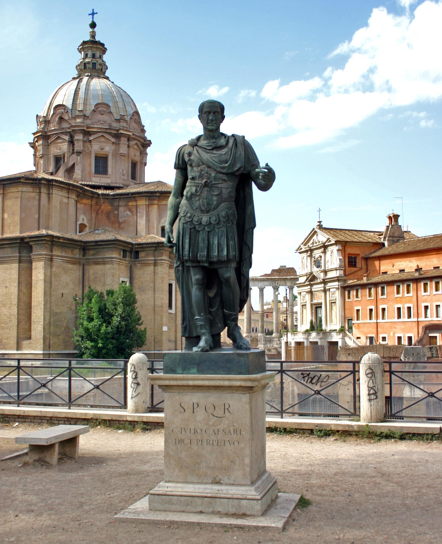 """Di Lui disse Cicerone: """"Egli ebbe ingegno, memoria, cultura, attività, prontezza, diligenza!"""""""