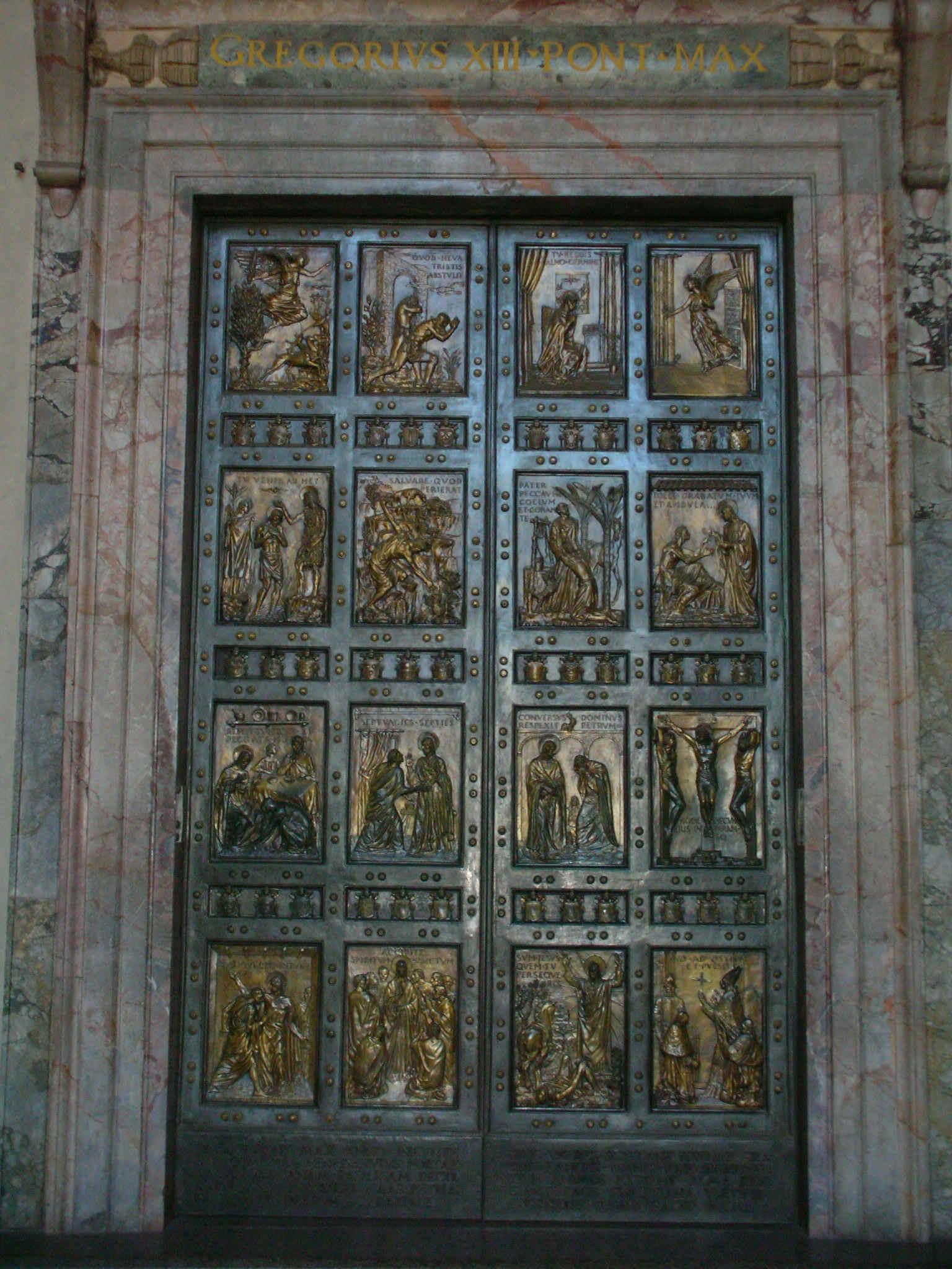 Porta santa - Immagini porta santa ...